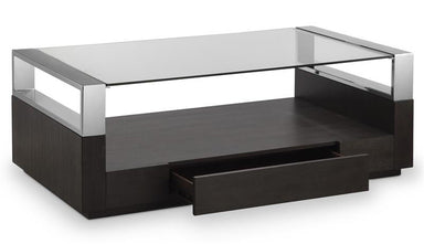 Revere Coffee Table w/Casters - MJM Furniture