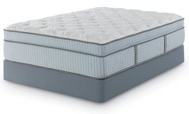 Scott Living Cascade Micro Coil Eurotop Firm Mattress - MJM Furniture