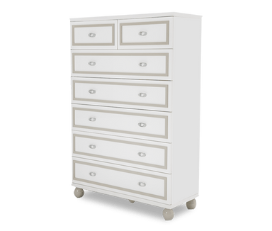 Sky Tower 7 Drawer Chest - MJM Furniture