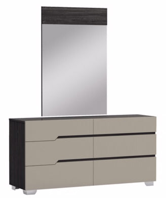 Skyline Dresser & Mirror - MJM Furniture