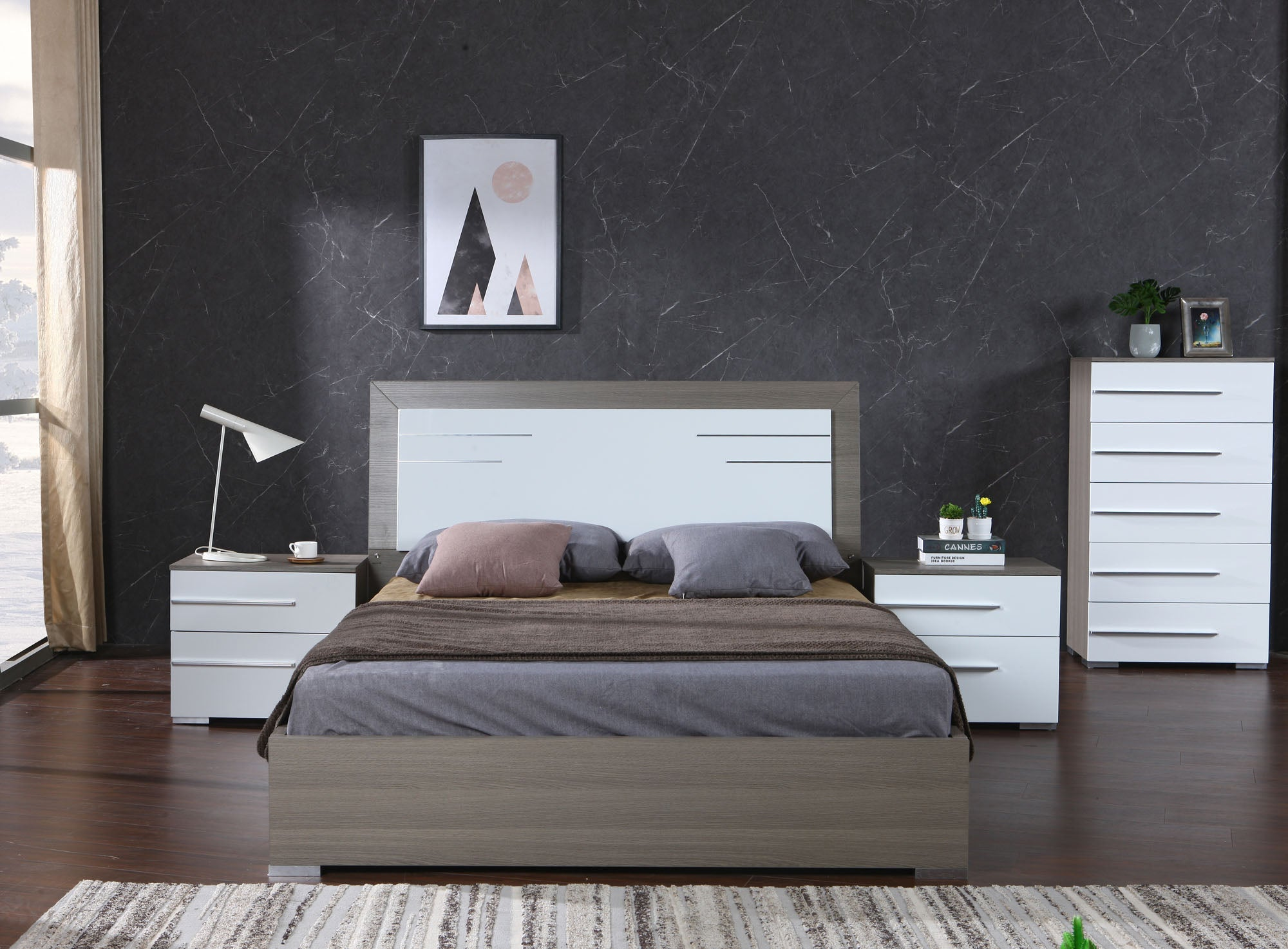 Skye Bed - MJM Furniture