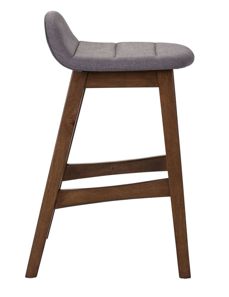 Space Savers Gray Counter Barstool - MJM Furniture