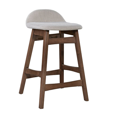 Space Savers Light Tan Counter Barstool - MJM Furniture
