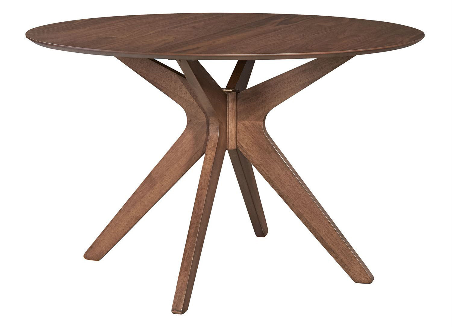 Space Savers Round Dining Table - MJM Furniture