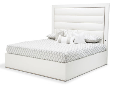 State Street Upholstered Bed - MJM Furniture