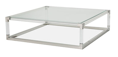 State Street Square Coffee Table - MJM Furniture