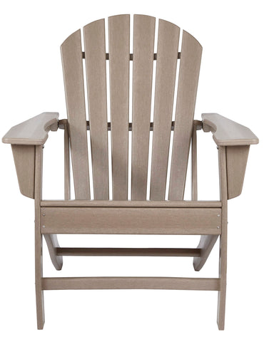 Sundown Treasure Beige Adirondack Chair - MJM Furniture