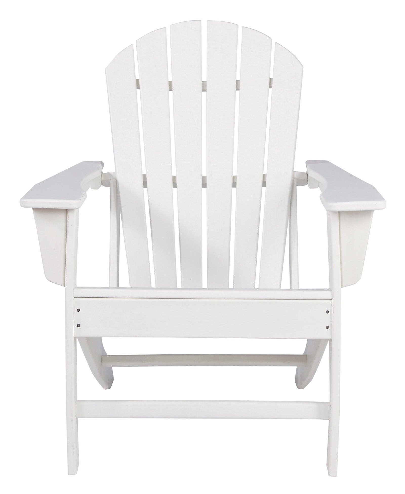 Sundown Treasure White Adirondack Chair - MJM Furniture