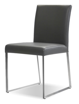 Zayn Leather Dining Chair - MJM Furniture