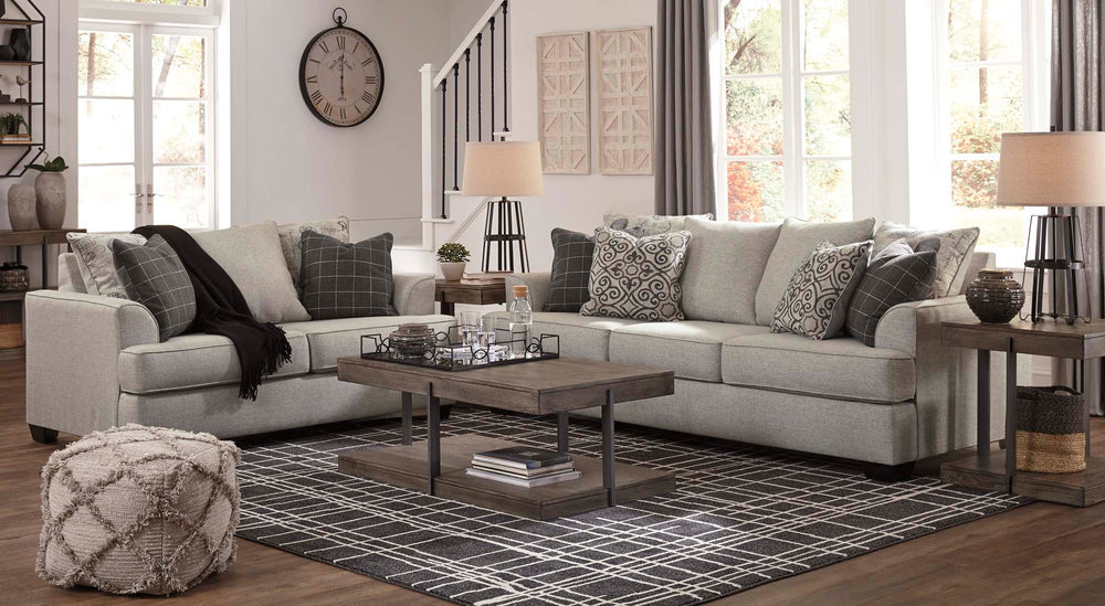 Velletri Pewter Sofa - MJM Furniture