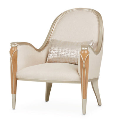 Villa Cherie Caramel Accent Chair - MJM Furniture