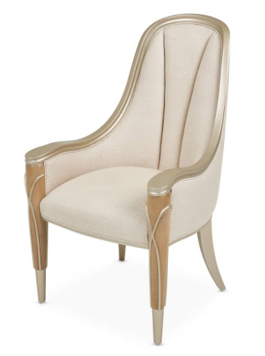Villa Cherie Caramel Arm Chair - MJM Furniture