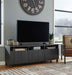 Yarlow Extra Large TV Stand w/Doors - MJM Furniture