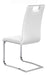 Dax White Dining Chair - MJM Furniture