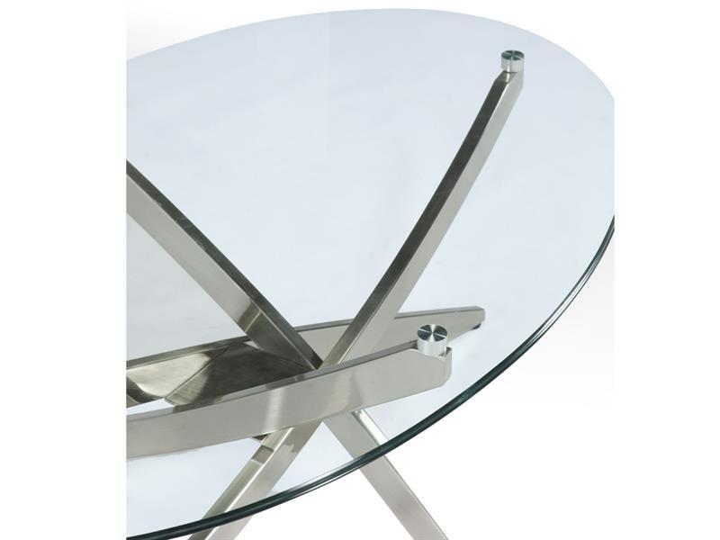 Zila Round Cocktail Table - MJM Furniture