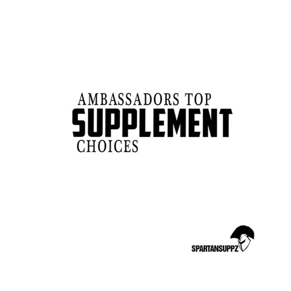 Ambassadors Top Supplement Choices
