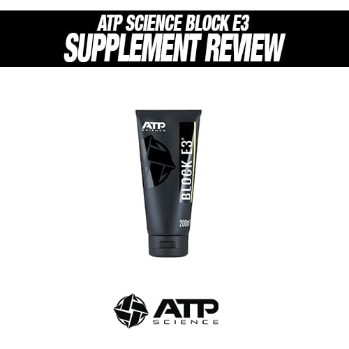ATP Science Block E3 Review
