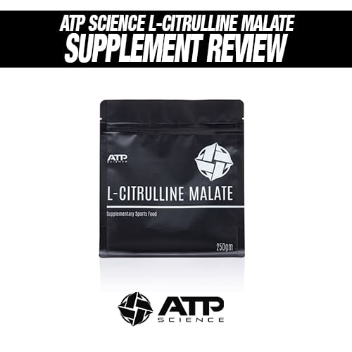 ATP Science L-Citrulline Malate Review