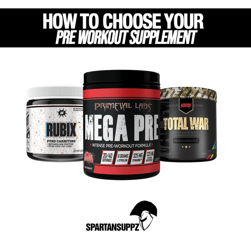 Choosing The Correct Pre-Workout