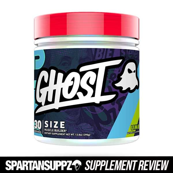 Ghost Lifestyle Ghost Size Pre Workout Review | Spartansuppz