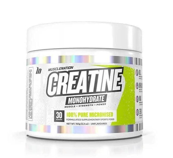 How Consuming Muscle Nation Creatine Monohydrate Can Help