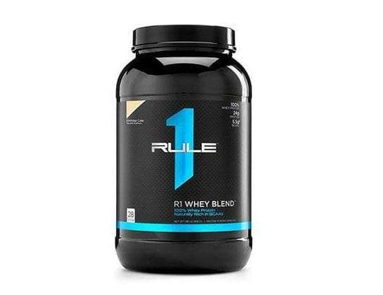 How Rule 1 Whey Blend Can Help In Muscle Recovery