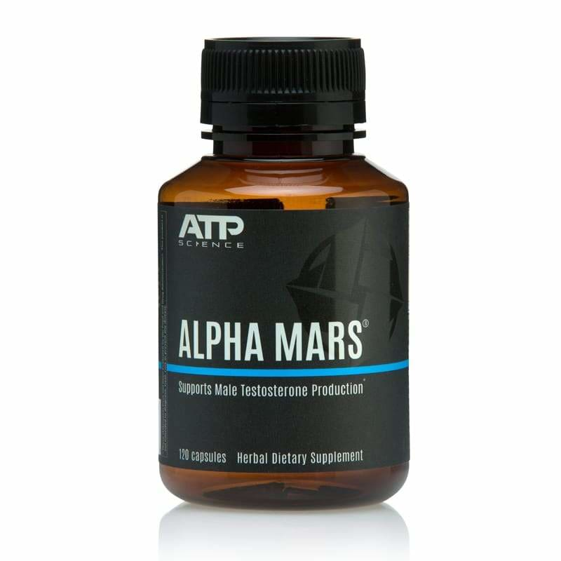 How Testosterone Boosters Like ATP Science Alpha Mars Help In Body Building