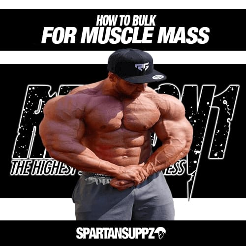 How to Bulk For Muscle Mass