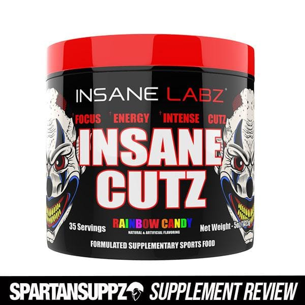 Insane Labz Insane Cutz Fat Burner Review | Spartansuppz