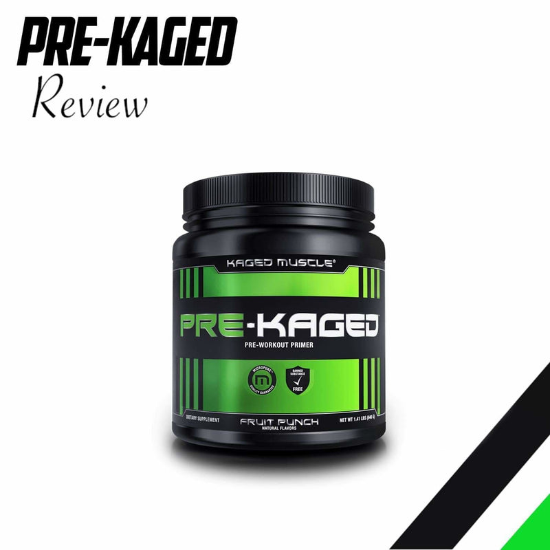 Kaged Muscle - Intra-Kaged Intra-Workout Supplement Review