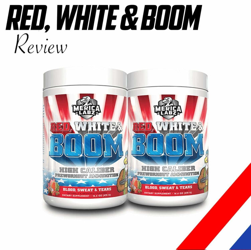 Red, White & Boom Review