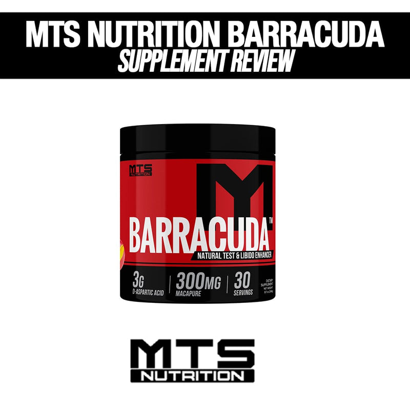 MTS Nutrition Barracuda Review