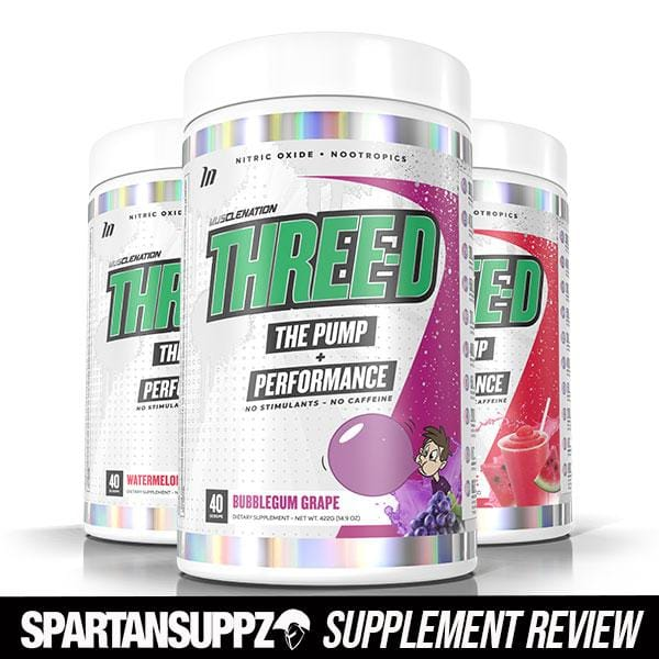 Muscle Nation Three-D Review 2020