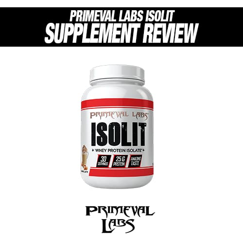 Primeval Labs Isolit Review