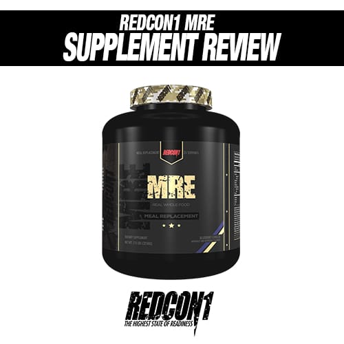 Redcon1 MRE Review