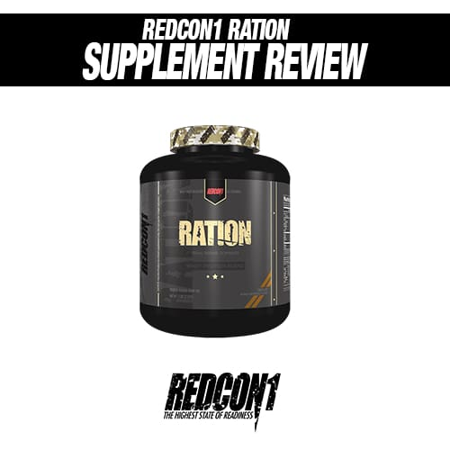 Redcon1 Ration Review