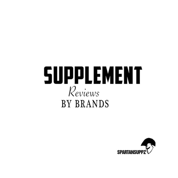 Supplement Reviews By Brands