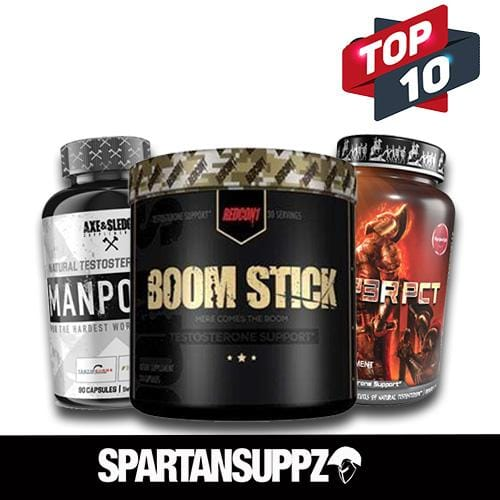 Top 10 Testosterone Boosters of 2020