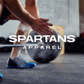 Buy Spartans Apparel Online at SpartanSuppz Australia