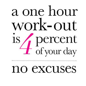 1hr is 4% of Your Day