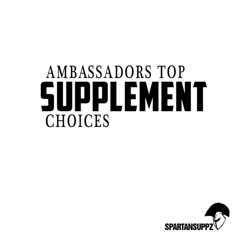 Spartansuppz - Ambassador Choices