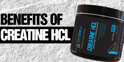 Benefits of creatine hcl