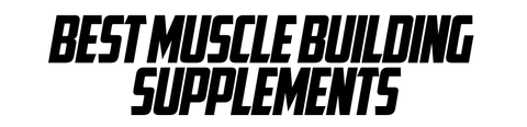 Best Muscle Building Supplements - Spartansuppz