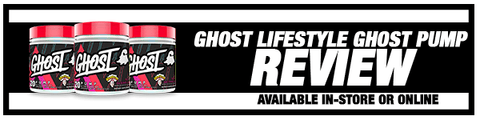 Ghost Lifestyle - Ghost Pump