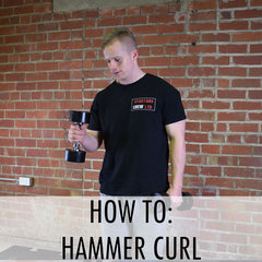 HOW TO HAMMER CURL