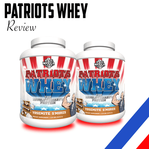 Spartansuppz - Patriots Whey