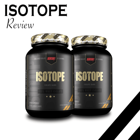 Spartansuppz - Isotope Review