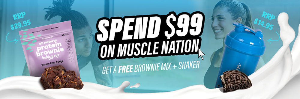 Muscle Nation Sale