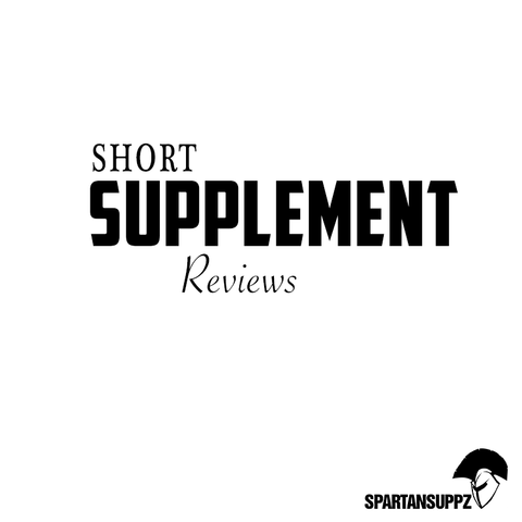 Spartansuppz - Short Supplement Reviews