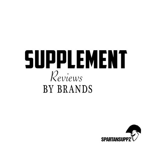 Spartansuppz - Reviews By Brands